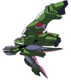 【機動戦士クロスボーン・ガンダム】ファントム ~蜃気楼鳥(ミラージュ・ワゾー)~ 切り抜き
