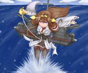 試作型強襲白兵戦用巡洋艦「コンゴウ」