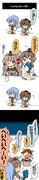 陽炎型漫画3