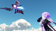 空を翔る戦乙女
