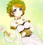 豊作の女神