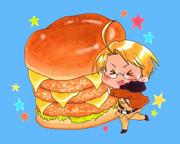 ☆★夢にまで見たオレのハンバーガー!★☆
