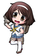 陽炎型駆逐艦14番艦 谷風 「これで勝つる!」