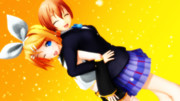 リン&凛♪