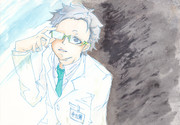 白衣WILさん