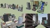 MMDオークランドが出来てきました。その21 ここまでできた建物を眺めてみました。