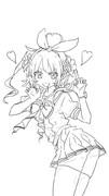 ウチ姫トレス