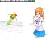 【モデル更新のお知らせ】Lat式改変浜音ポニーver1.1