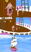 【MMDワンピ】ドフラミンゴの船(763話ネタバレ)