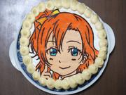 穂乃果ちゃんケーキ