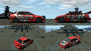 GTA4 艦これ:第六戦隊痛車
