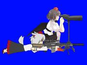 クッキー☆の最後のほうに出てくる狙撃班