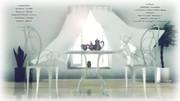 【配布】カーテンのある部屋