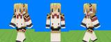 【Minecraft】アイギスAlexスキン【ペルソナ3】