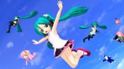 【ぷちミク誕生祭2014】Jump!