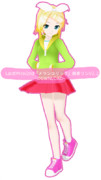 LAT Mirai-Style「メランコリック」鏡音リンVer2.2
