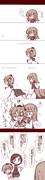 陽炎型漫画4