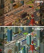 [A列車で行こう3D]年代比較