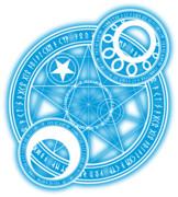 魔法陣2-青