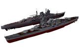 【モデル配布】改最上型重巡洋艦(鈴谷型)