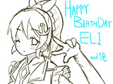 俺もエリチも誕生日