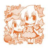 秋季例大祭のサークルチケット!