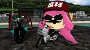 【MMDかっこいいバイク選手権2014】 ツーリング