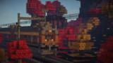 【Minecraft】鉄道の秋
