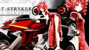 【かっこいいバイク静止画MMD選手権】T-STRYKER 魅了