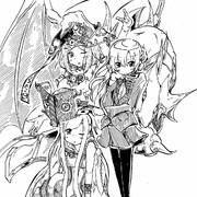 白き龍は少女とともに。