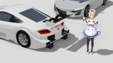 【MMD】HONDA NSX CONCEPT-GT