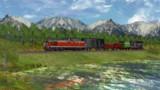 【MMD鉄道】高原の貨物