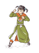 ドラクエⅢの女武闘家