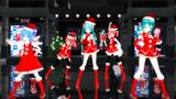 【MMD】ゆきはね式改変サンタ服