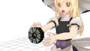 MMD用 ミニ八卦炉モデル 配布