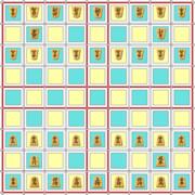 将棋盤 と 将棋駒