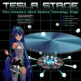 MMD Miku's Tesla Stage