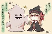 ハロウィンなリリー姉妹