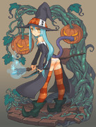 魔女とハロウィン