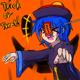 「Trick or Treat!」