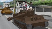 虎戦車の輸入に成功したよ