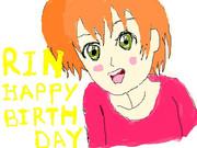 星空凛ちゃんお誕生日おめでとう!