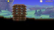 【Terraria】新ワールドで建築