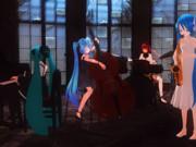 【MMD楽器選手権】Jazz in 廃墟