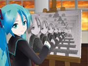 【MMD】芸術の秋 2014