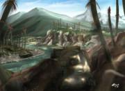 カノッサ湿地帯戦車戦