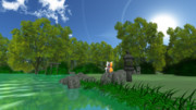 七つ森風ステージ