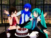 【MEIKO生誕祭2014】10回目のおめでとう #MEIKO10周年生誕祭