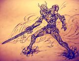 大地の戦士