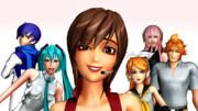 Vocaloid MEIKO 10th Anniversary【MMD】